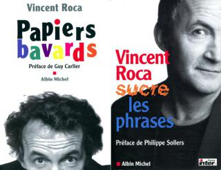 Papiers bavards 2002, Vincent sucre les phrases 2003